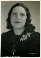 Opera - Autografo di Irma Colasanti