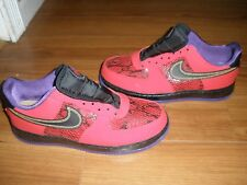 NIKE AIR FORCE YEAR OF THE SNAKE LIKE NEW SIZE IS 11.5