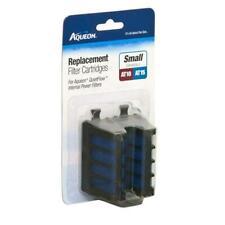 Aqueon Quietflow Replacement Internal Power Filter Cartridge Small- 2 Cartridges