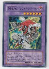 YU-GI-OH Elementarheld Necroid Shaman Common Asiatisch