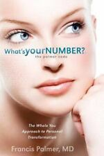 What's Your Number... the Palmer Code by Francis Palmer (2011, Paperback)
