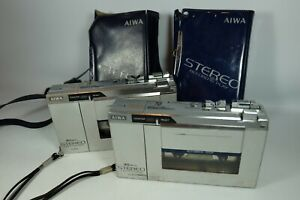Old Vintage  AIWA S30  Personal Stereo Cassette Player Walkman. Not Working