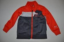 PUMA SPORTS FITNESS GOLF RED GRAY JACKET TODDLER BOYS SIZE 2T