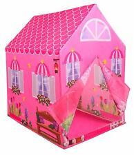 Princess Tent Playhouse Kids Girls Indoor Outdoor Play Children Toys House