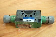 Drossel-Rückschlag-Ventil, Bosch 0811 320 022, gebraucht, # 5038