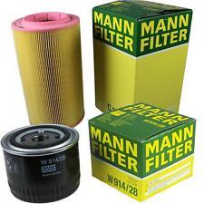 MANN-FILTER PAKET Fiat Ducato Kasten 250 150 Multijet 23 D 110 250_ 290_ 130 Bus