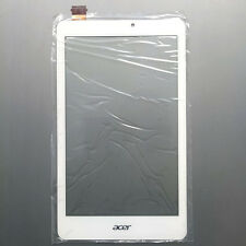 "ACER ICONIA TAB 8 W W1-810 WHITE DIGITIZER TOUCH SCREEN LENS GLASS PAD 8"" TABLET"