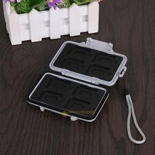 Waterproof Micro SD SDXC SDHC TF Storage Holder Memory Card Case Box Protector