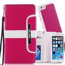 Handy Tasche für Samsung Galaxy Iphone Schutz Hülle Etui Wallet Book Case Cover