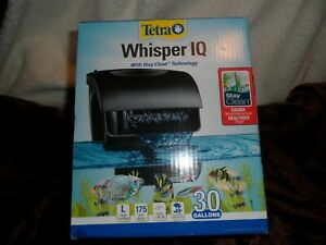 Tetra Whisper IQ 30 gallon fish tank filter pump BRAND NEW #0263 0268