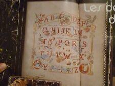 Magazine De fil en aiguille N°35 Passion du point de croix Véronique Enginger