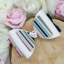 Multi colour bow hair clip Bow Hair Clips Baby Girl school bow clip Girls
