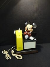 "DISNEY ""MICKEY MOUSE"" MAGICIAN PHONE BY ""UNISONIC"""