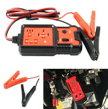 1Pcs 12V Relay Tester Fast Battery Test Tool with Indicator for Car Automatic