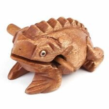 Thailand Decorative Figurines Feng Shui Lucky Frogs Decoration Wooden