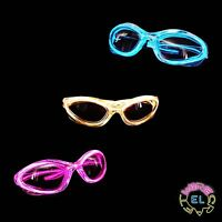 EL Glasses - Glowing Shades - With Long Wire and Choice of Driver / Inverter