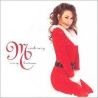 MARIAH CAREY Merry Christmas CD BRAND NEW