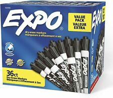 New Listingexpo Low Odor Dry Erase Marker Chisel Tip Markers Whiteboard Markers