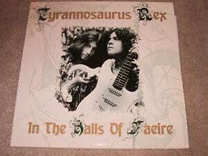 TYRANNOSAURUS REX - IN THE HALLS OF FAEIRE - NEW - VINYL LP