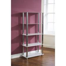 Glass Bookcase Bookshelves
