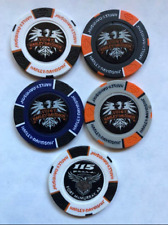 Harley Davidson 115th Anniversary INTERNATIONAL Voigt HD  Poker Chip