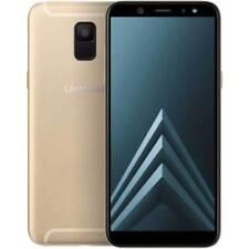Samsung A600 Galaxy A6 (2018) 32GB Dual SIM GOLD ORO 24 Mesi garanzia