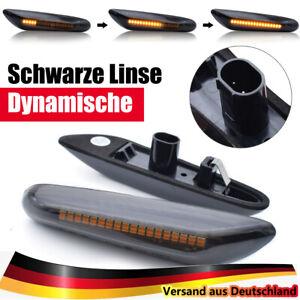 LED Seitenblinker Dynamische Blinker für BMW E60 E61 E81 E82 E87 E88 E90 E92 E93