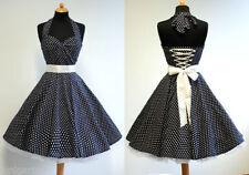 Vintage-Kleider aus 100% Baumwolle für Damen in Größe 40
