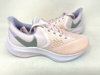 NEW! Nike Women's Air Zoom Winflo 6 Lace Up Athletic Shoes Pch/Lav #CK4475 197R