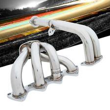 Megan Racing Exhaust Header Manifold For 90 91 Acura Integra Gslsrs 18l
