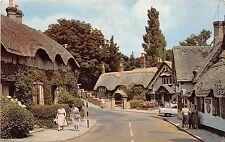 B88216  the old village shanklin i o w   uk 14x9cm