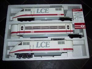 LGB 90950 G SCALE MODEL RAILWAY LCE PASSENGER TRAIN SET