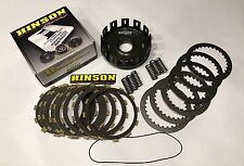 Honda TRX450R TRX 450R Hinson Billet Basket Heavy Duty Clutch Kit Gasket O-Ring