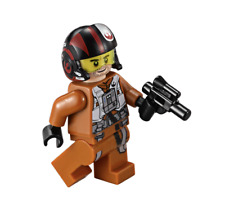 Star Wars Poes X-wing Fighter Lego Pack Construction Set 4 Shooters Episode VII
