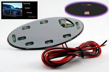 """Purple LED Lo-glow light Assessory for your 3.5"""" Wide Ford Emblem Badge"""
