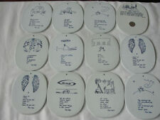 Decorative 1980-Now Date Range Art Pottery Wall Plaques