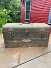 Vintage+Craftsman+Tombstone+Crown+Logo+18%22+Tool+Box+With+Tray+
