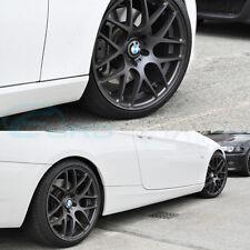 """GTC Wheels GT-CX 19"""" Matte Anthracite BMW E9x M3 / 1M Fitment"""