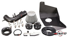AFD Cold Air Filter intake + Box Heat Shield for 15-17 Ford Mustang GT 5.0L V8