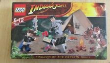 LEGO Indiana Jones SET 7624 Jungle Duel - BNIB