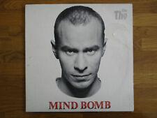 THE THE MATT JOHNSON VINYL LP MIND BOMB on Epic Records 463319 1 Picture sleeve