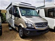 2018 Automatic Campervans & Motorhomes 4 Sleeping Capacity