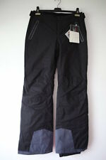 peak performance womens PRIMALOFT Padded Ski snowboard Pants Trousers black M