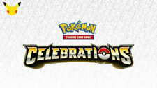 Pokemon TCG 25th Anniversary Celebrations Collection - Pick Your Singles
