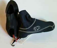 Pearl Izumi Cycling Shoe Covers Black Size S (Small) New Style # 9127