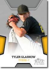 2013 Rize Draft Baseball (10) CARD LOT Rize of the Prodigy 9 Tyler Glasnow
