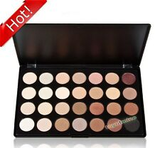 Hot 28 Color Neutral Warm Eyeshadow Palette Eye Shadow Make Up Kit