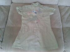 Girls 3 Years - Light Green Embroidered Summer Dress