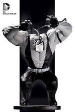 DC COMICS BATMAN BLACK AND WHITE BANE STATUE BY KELLEY JONES (FACTORY SEALED)