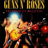 THE BROADCAST COLLECTION  by GUNS N' ROSES  Vinyl - 4 LP Box Set  PARA230BX